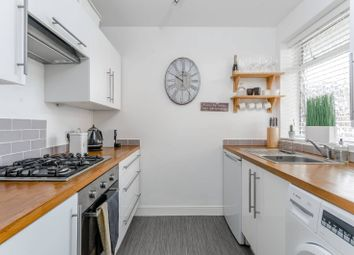 Thumbnail 1 bed flat for sale in Kimber Road, Southfields