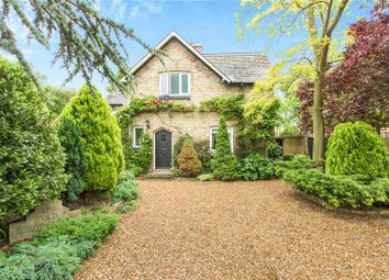 Thumbnail 4 bed detached house for sale in School Road, Warboys, Huntingdon