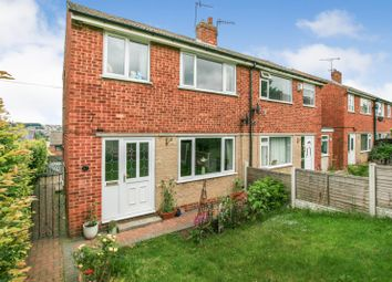3 bed semi-detached house for sale in Hallowes Drive, Dronfield, Derbyshire S18