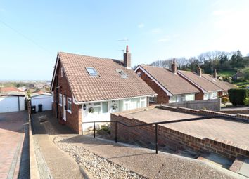 Thumbnail 3 bedroom bungalow for sale in Westfield Road, Eastbourne, East Sussex