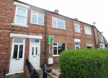 Thumbnail 3 bed terraced house for sale in Station Terrace, Middleton St. George, Darlington