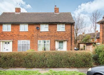 Thumbnail 2 bed semi-detached house for sale in Lingfield Green, Leeds