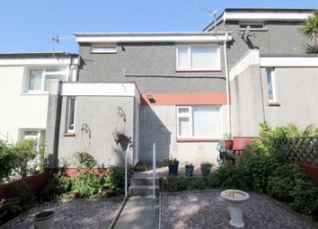 Thumbnail 2 bed terraced house for sale in Bicton Close, Plymouth