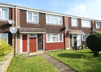 Thumbnail 3 bed terraced house to rent in Shortdale Road, Aldershot