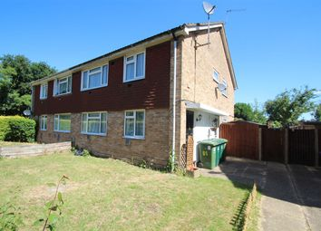 Thumbnail 2 bed maisonette to rent in Benen-Stock Road, Staines