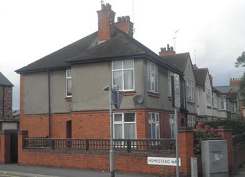 Thumbnail 2 bedroom flat to rent in Kingsley Road, Northampton