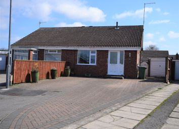 Thumbnail 2 bed bungalow for sale in Trentham Close, Bridlington