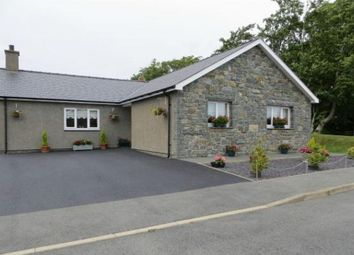 Thumbnail 3 bed detached house for sale in Rhyd Uchaf, Bala