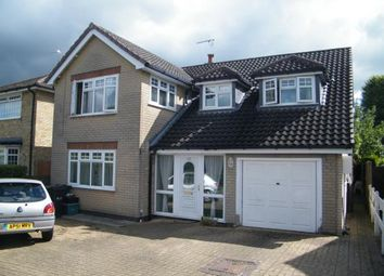 Thumbnail 6 bed detached house for sale in Beeston Drive, Winsford, Cheshire, England