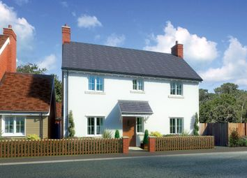 Thumbnail 3 bed detached house for sale in Plot 5, Ramley Road, Pennington, Lymington, Hampshire