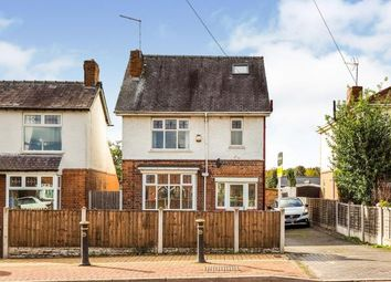 Thumbnail 3 bed detached house for sale in Annesley Road, Hucknall, Nottingham, Nottinghamshire