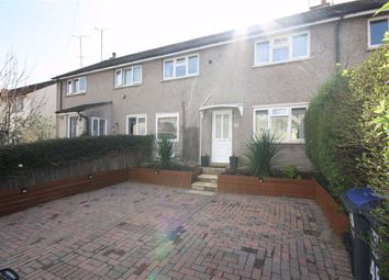 Thumbnail 3 bed terraced house for sale in Wessex Road, Chippenham, Wiltshire
