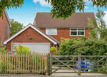 Thumbnail 4 bed detached house for sale in Ipswich Way, Pettaugh, Stowmarket