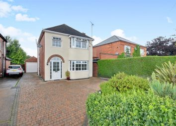 Thumbnail 4 bedroom detached house for sale in Sandy Lane, Hucknall, Nottingham