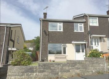 Thumbnail 3 bed end terrace house to rent in Bryn Y Mor, Aberaeron