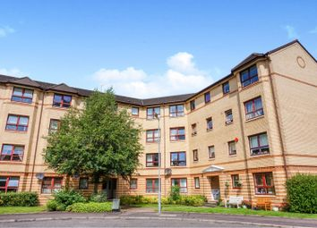 Thumbnail 2 bed flat for sale in 4 Grovepark Court, Glasgow