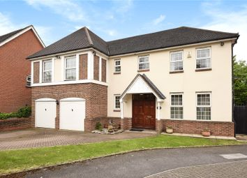 Thumbnail 5 bed detached house for sale in Partridge Close, Stanmore, Middlesex