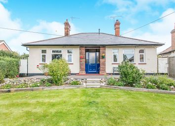 Thumbnail 3 bed detached bungalow for sale in Melford Road, Sudbury