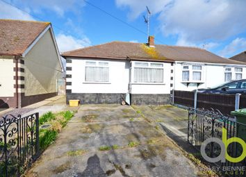 Thumbnail 2 bed semi-detached bungalow for sale in The Meads, Vange, Basildon