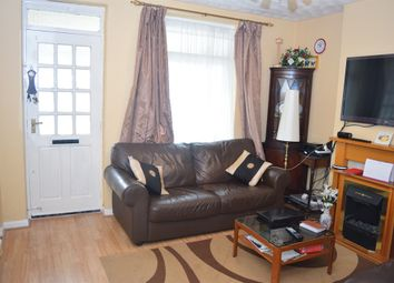 Thumbnail 2 bedroom terraced house for sale in Burghley Road, Peterborough