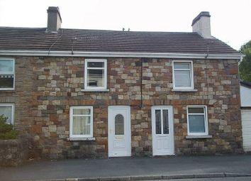 Thumbnail 2 bedroom terraced house for sale in 38 Heol Twrch, Lower Cwmtwrch, Swansea.