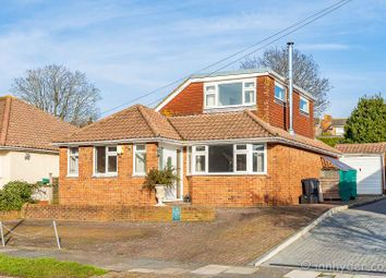 Thumbnail 4 bed detached house for sale in Eley Drive, Rottingdean