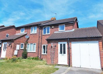 Thumbnail 4 bed semi-detached house for sale in Colston Close, Calcot, Reading