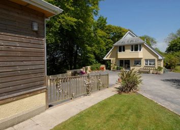 Thumbnail 4 bedroom detached house for sale in Beacon Hill, Newton Ferrers, South Devon