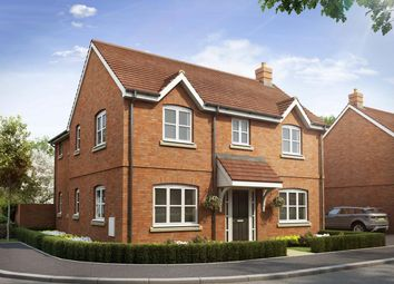 Thumbnail 4 bed detached house for sale in Sycamore Gardens, Long Marston