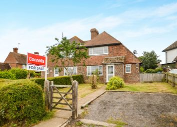 Thumbnail 3 bed semi-detached house for sale in Brattle, Woodchurch, Ashford