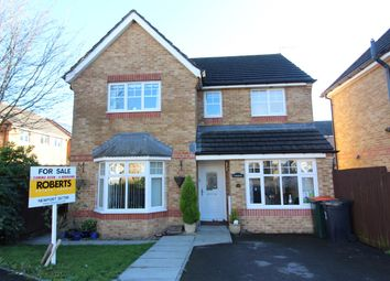 Thumbnail 4 bed detached house for sale in Lancers Way, Newport