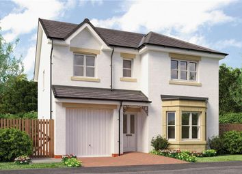 "Thumbnail 4 bedroom detached house for sale in ""Hughes Det"" at Monifieth"