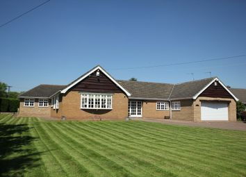 Thumbnail 5 bed detached bungalow for sale in Newstead Lane, Fitzwilliam, Pontefract