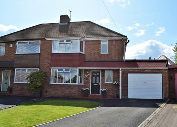 Thumbnail 3 bed semi-detached house for sale in Brandon Close, Sedgley