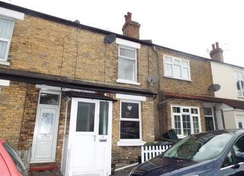 Thumbnail 2 bed terraced house for sale in Cross Road, Waltham Cross, Hertfordshire