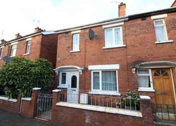 Thumbnail 2 bed terraced house for sale in Florida Drive, Belfast