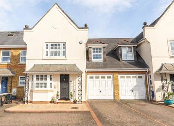 Thumbnail 3 bed terraced house for sale in Primrose Mews, Primrose Road, Hersham Village, Surrey