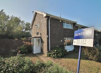 Valley Drive, Gravesend, Kent DA12. 2 bed end terrace house