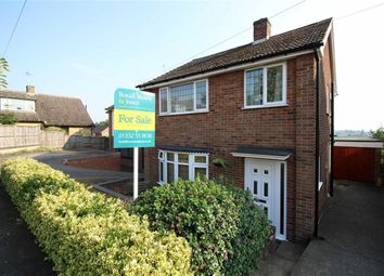 Thumbnail 3 bedroom detached house for sale in Tamar Avenue, Allestree, Derby