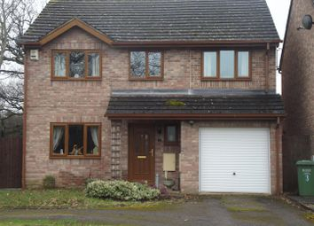 Thumbnail 4 bedroom detached house for sale in Coppice Way, Droitwich