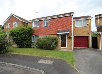 Thumbnail 4 bed detached house for sale in Ryan Close, Sparcells, Swindon
