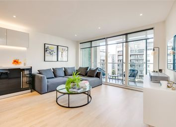Thumbnail 2 bed flat for sale in Francis House, Pump House Crescent