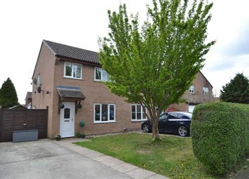 Thumbnail 3 bed semi-detached house for sale in Braemore Close, Thatcham, Berkshire