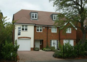 Thumbnail 3 bed semi-detached house to rent in Warwick Road, Beaconsfield