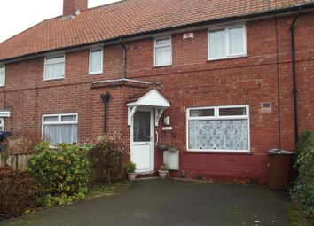 Thumbnail 3 bed terraced house to rent in Aston Avenue, Beeston, Nottingham