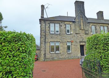 Thumbnail 2 bed flat for sale in Glenfield Road, Paisley