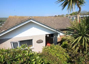 Thumbnail 3 bed detached house for sale in St. Winnolls Park, Barbican Hill, Looe