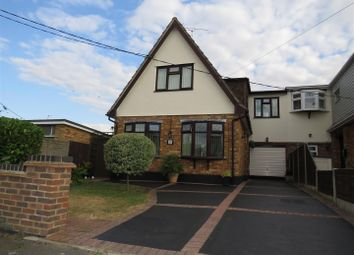 Thumbnail Semi-detached house for sale in Meadow Road, Hullbridge, Hockley