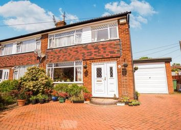 Thumbnail 3 bed semi-detached house for sale in Links Gate, Fulwood, Preston, Lancashire