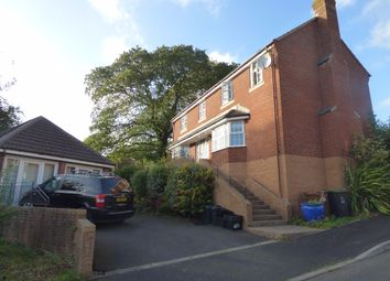 Thumbnail 4 bed detached house to rent in Southfield Drive, Crediton